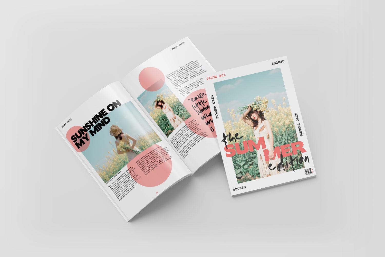Booklet Printing A4 A5 A6 - Self Cover, 250gsm, 350gsm Cover   Atlantis Print