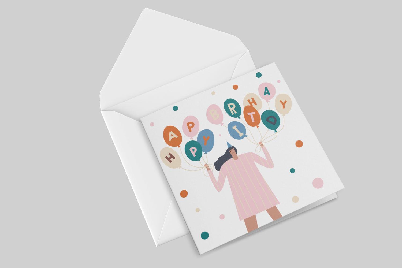 Greeting Card, Postcard, Invitation for events - UK Online   Atlantis Print