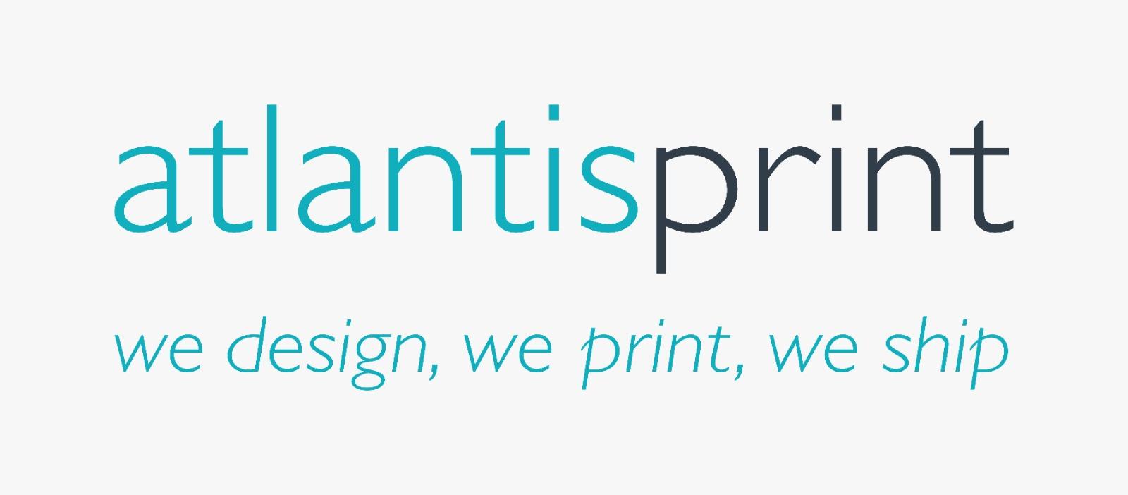 Atlantis Print logo