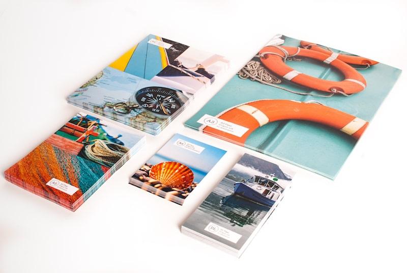 Flyer Printing - UK Online - A3 A4 A5 A6 A7 - 115gsm 150gsm 200gsm 280gsm