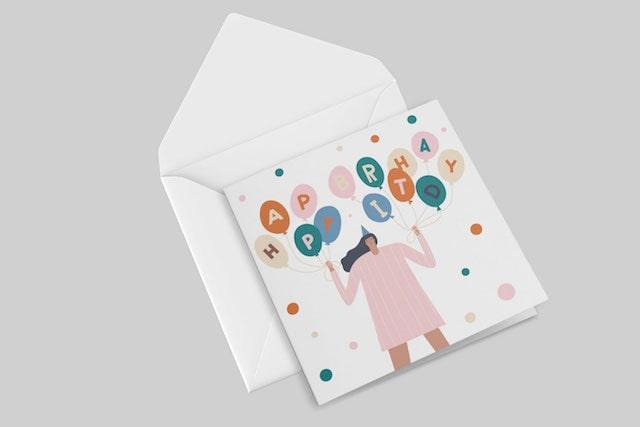 Greeting Card, Postcard, Invitation for events - UK Online | Atlantis Print